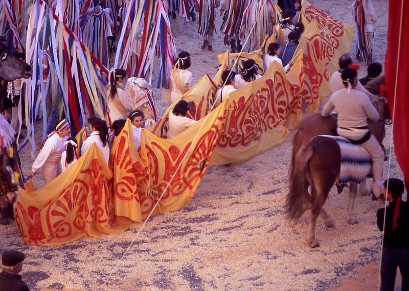 Carnival of Tricarico, Basilicata