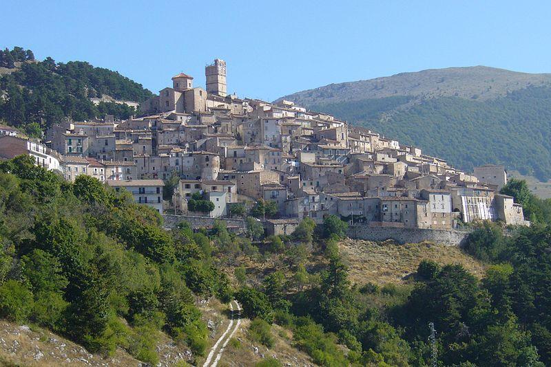 Castel del Monte, Province of L'Aquila - Abruzzo