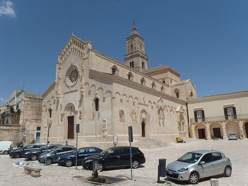 Cathedral of Matera (Basilicata)