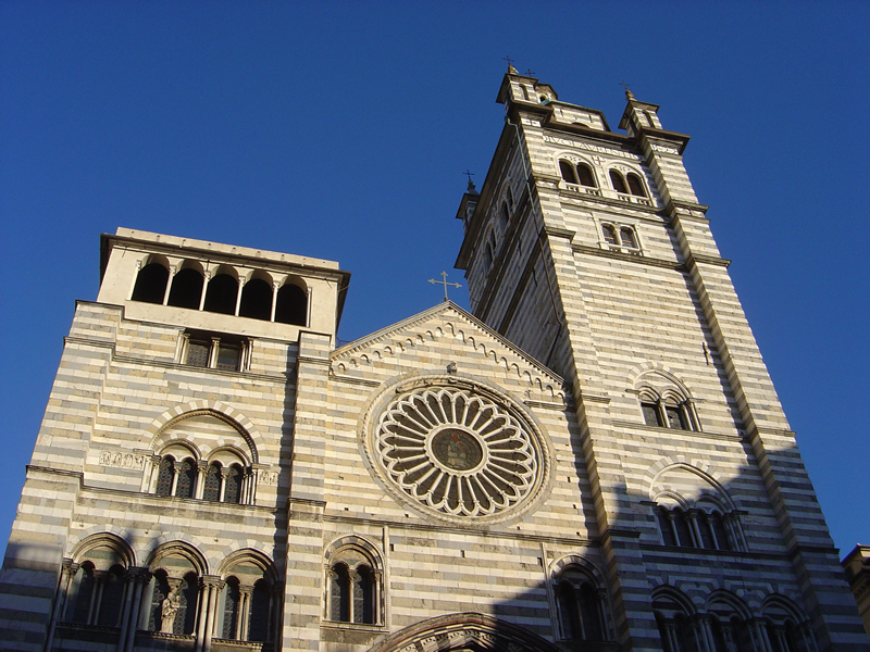 Cathedral of Saint Lorence, Genoa