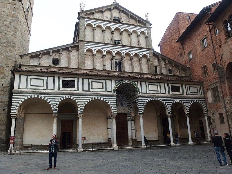 Cathedral of Saint Zeno, Pistoia