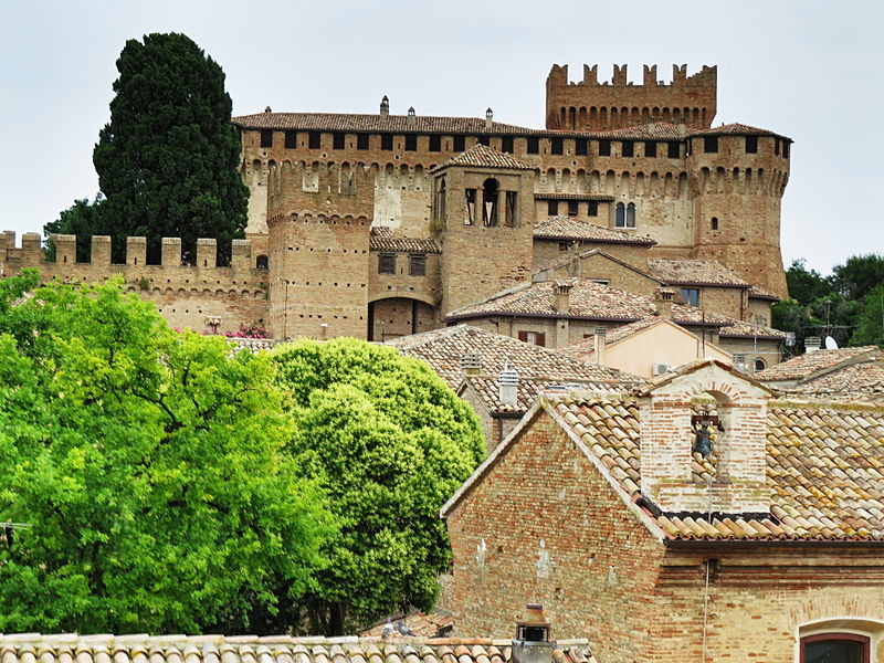 Gradara, Province of Pesaro and Urbino
