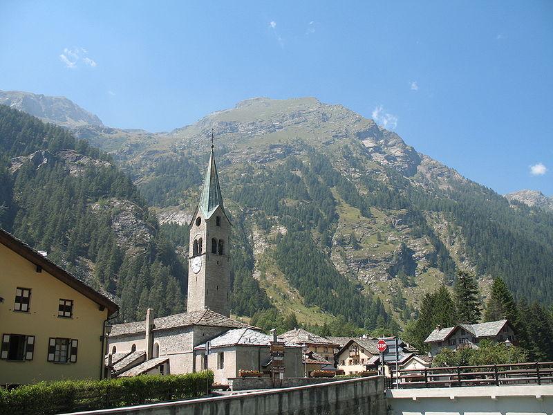 Gressoney-Saint Jean, Valle d'Aosta