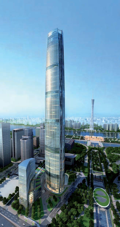 13. Guangzhou International Finance Center