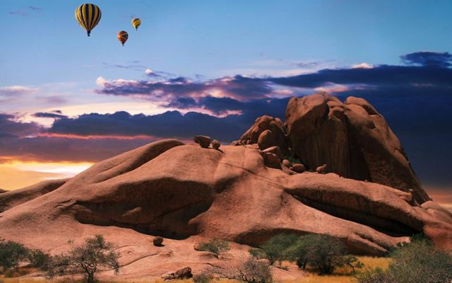 Is travel insurance in Namibia compulsory?