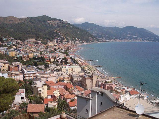 Laigueglia, Province of Savona - Liguria
