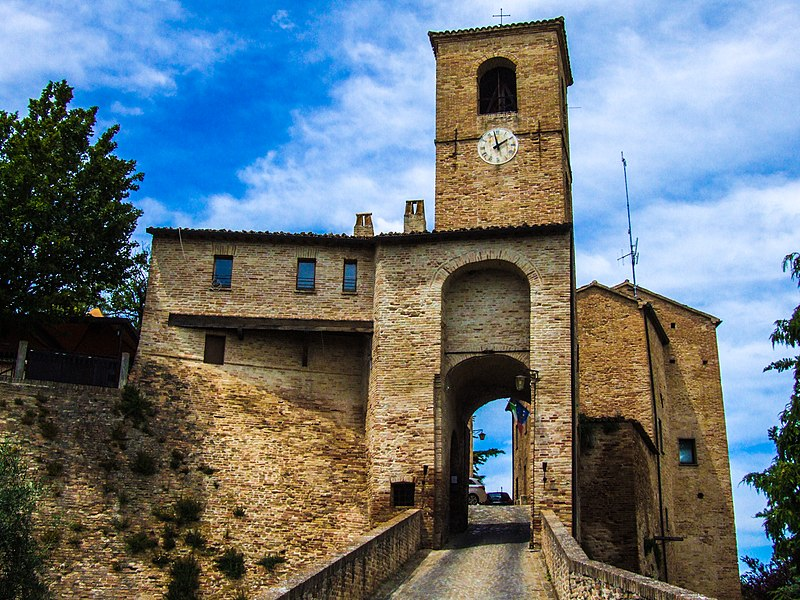 Montegridolfo, Emilia Romagna