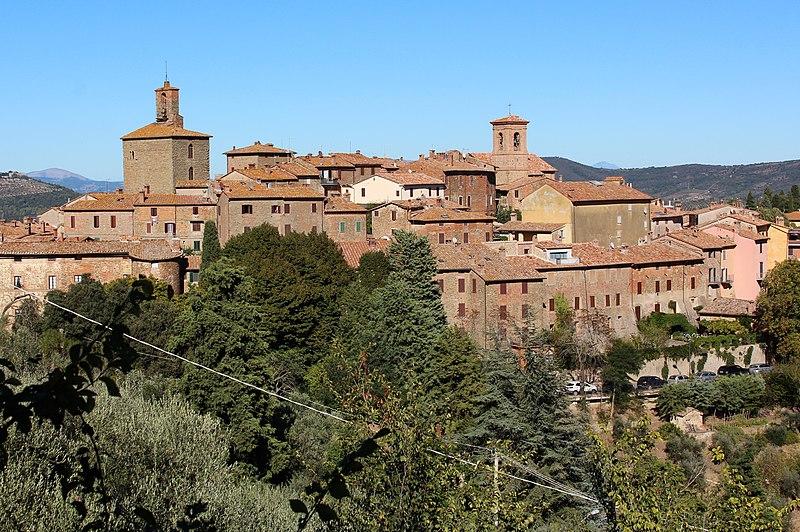 Panicale, Umbria