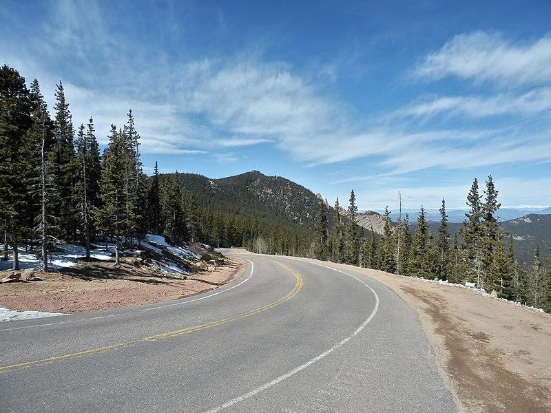 Pikes Peak, USA