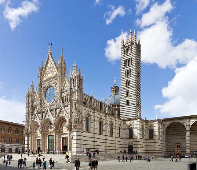 Siena Cathedral (Tuscany)