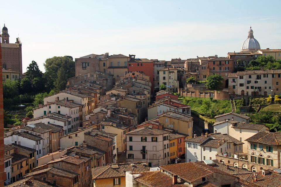 Siena, Tuscany (Italy)