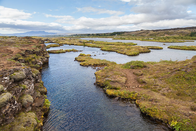 Silfra Lake, Thingvellir National Park, Iceland