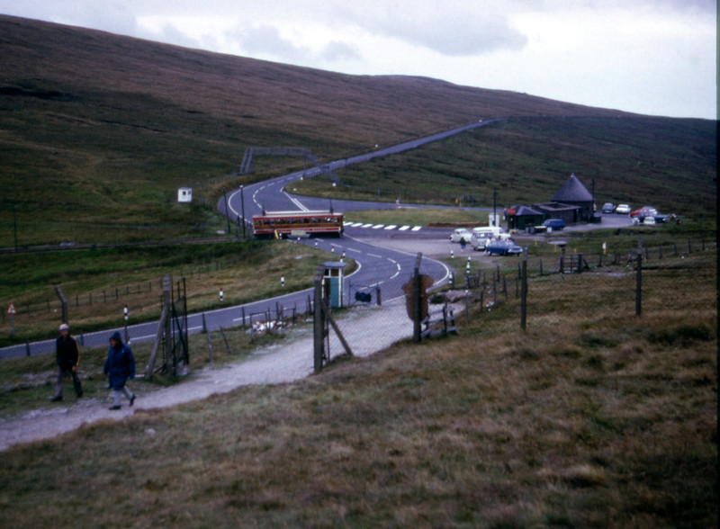 Snaefell Mountain Road, United Kingdom