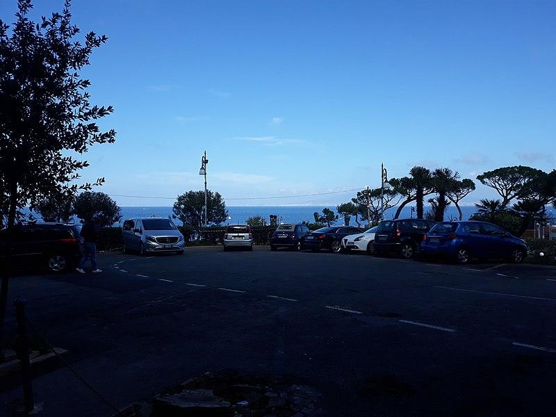 Sorrentina Road, Campania