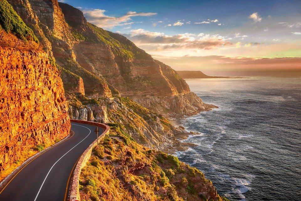 South Coast Panoramic Road, Sardinia