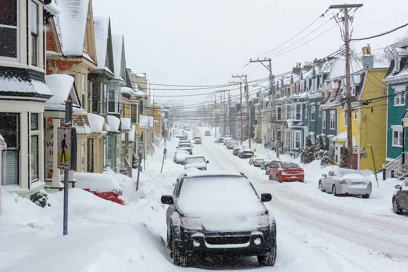 St. John's, Newfoundland Island,