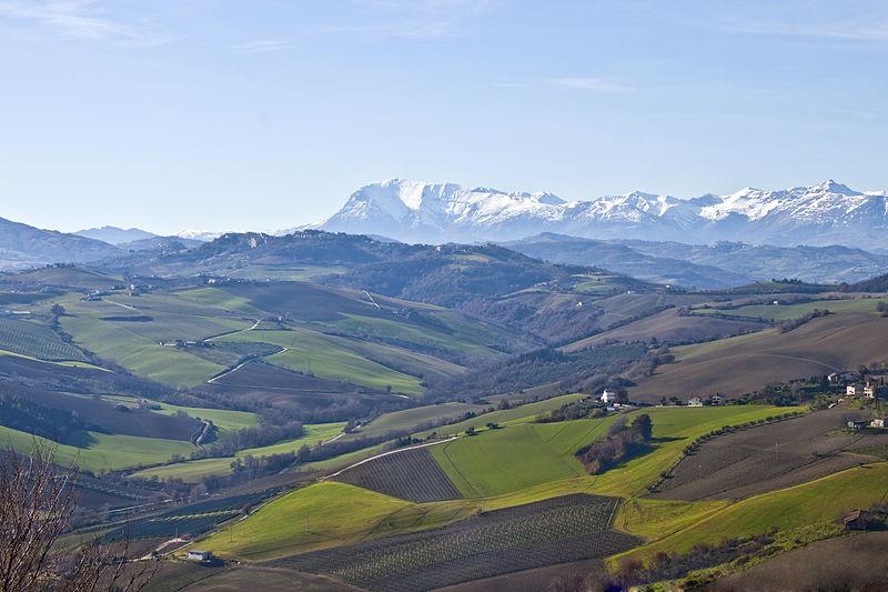 Valnerina, Umbria - Marche