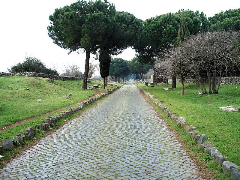 Via Tiburtina Valeria, Lazio - Abruzzo