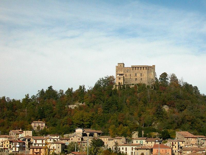 Zavattarello, Lombardy