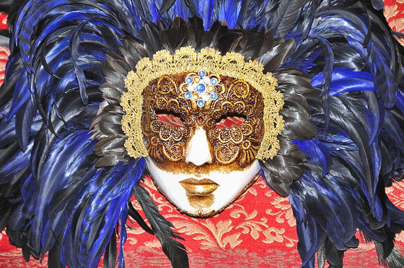 1. Carnival of Venice, Veneto