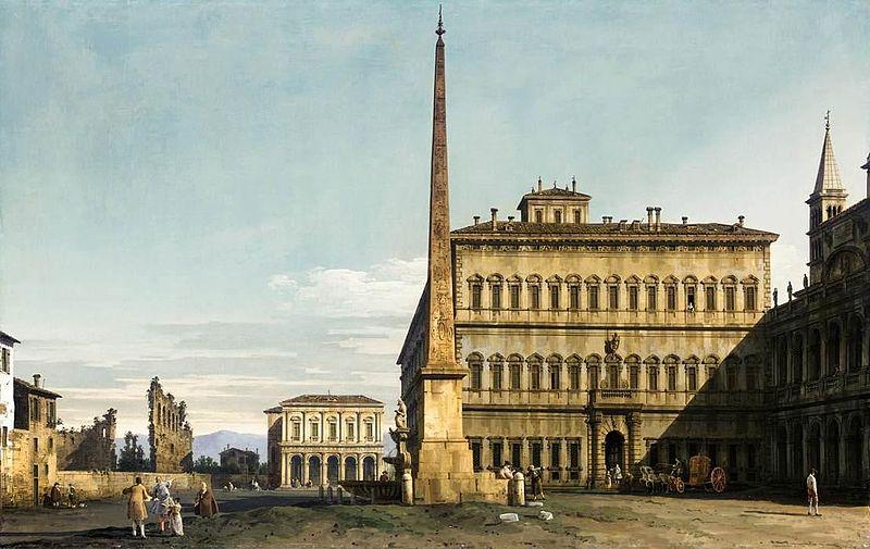 15. Piazza San Giovanni In Laterano, Rome