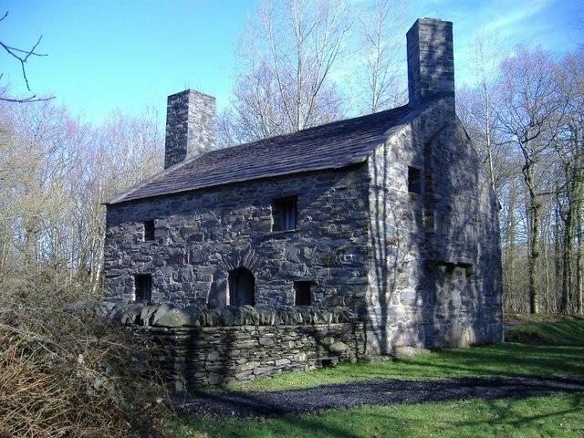 16th-century farmhouse,