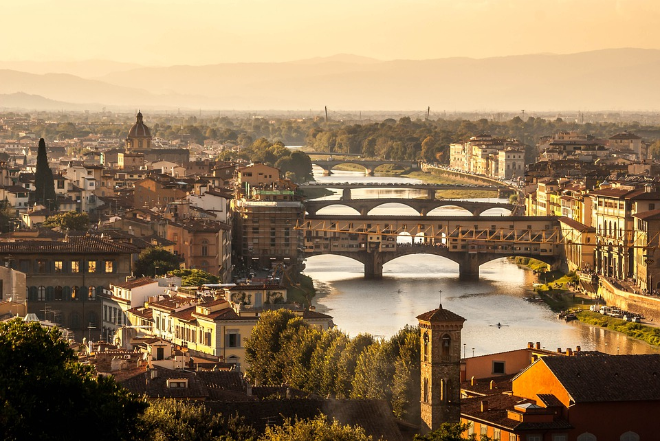 17. Florence, Italy