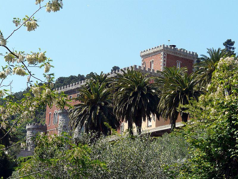 9. Monastery of Santa Croce del Corvo