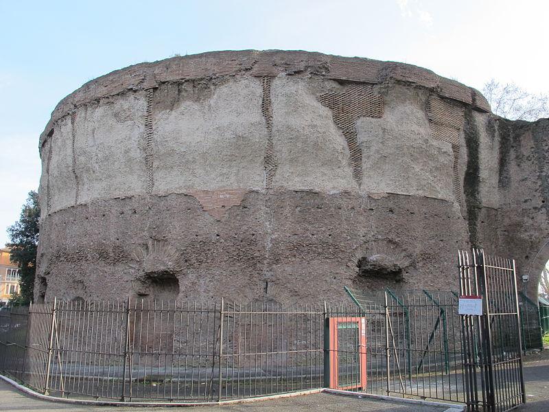 Baths of Trajan,