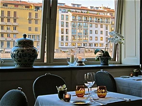 Borgo San Jacopo Restaurant, Tuscany