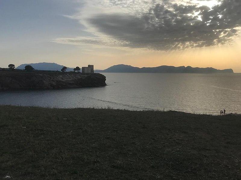 Capo Rama Reserve, Terrasini