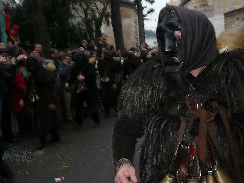 Carnival of Mamoiada, Sardinia
