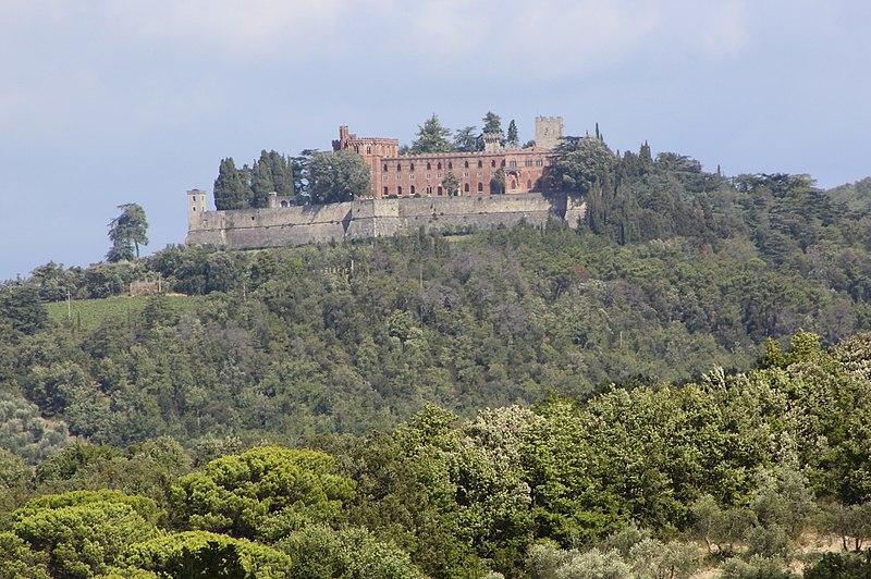 Castle of Brolio, Madonna in Brolio