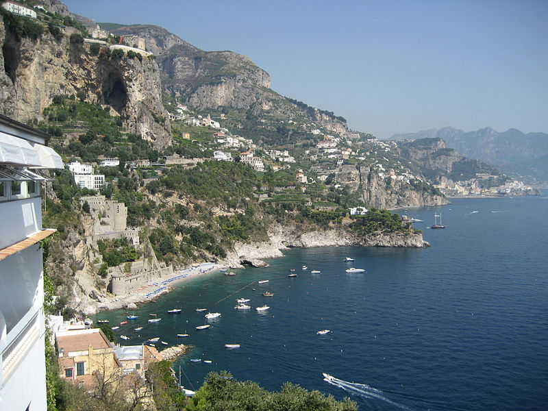 Conca dei Marini, Campania