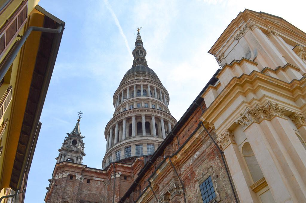 Dome of San Gaudenzio