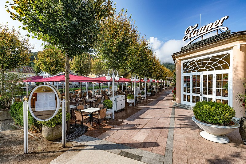 Esplanade Restaurant, Lombardy
