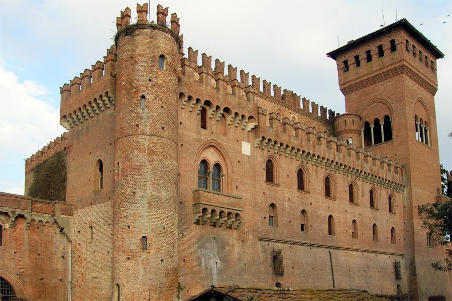 Gabiano Castle, Gabiano (AL)