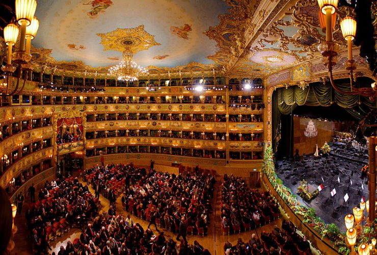 Gran Teatro La Fenice, Venice, Italy