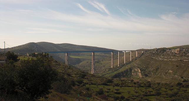 Irminio Viaduct (Costanzo Bridge)