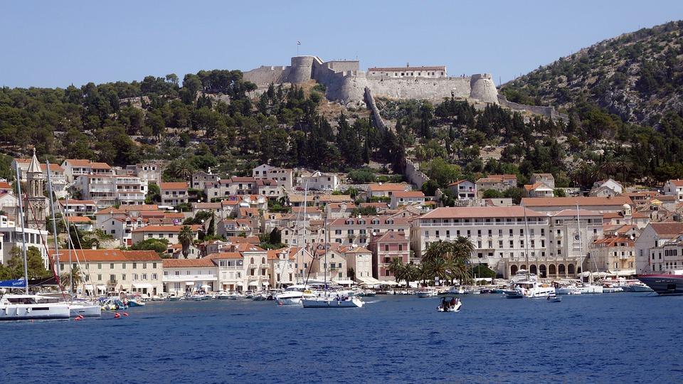 Island of Hvar, Croatia