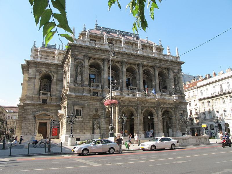 Magyar Állami Operaház, Budapest, Hungary
