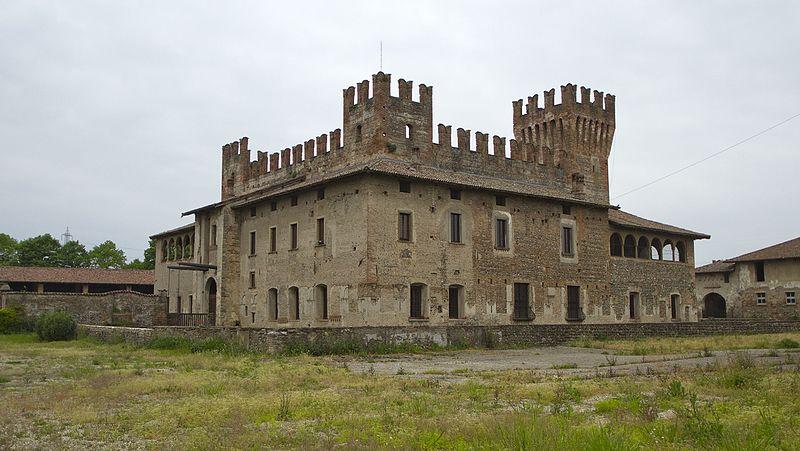 Malpaga Castle, Cavernago