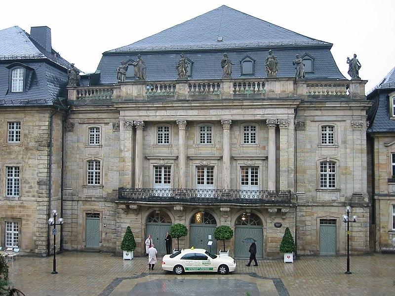 Markgräfliches Opernhaus, Bayreuth, Germany