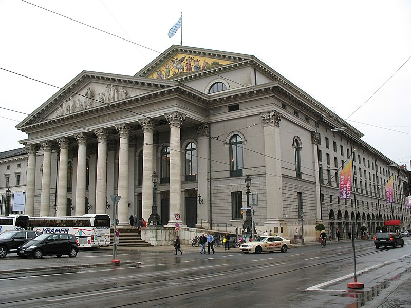 Nationaltheater, Munich, Germany