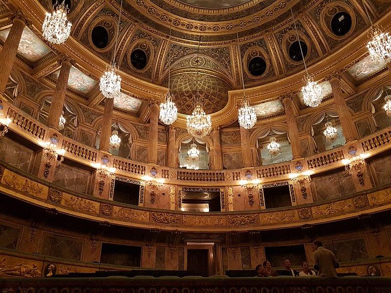 Opéra Royal de Versailles, Versailles, France