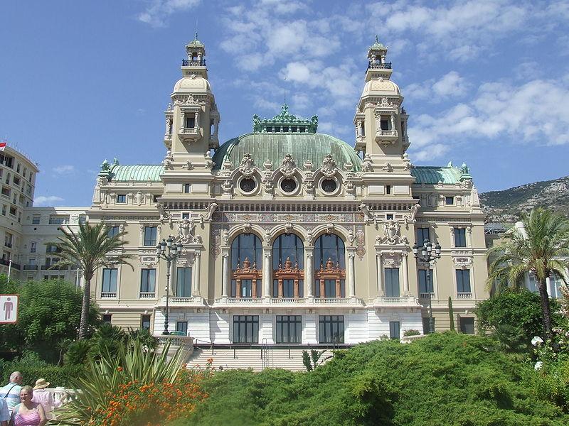 Opera de Montecarlo, Principality of Monaco
