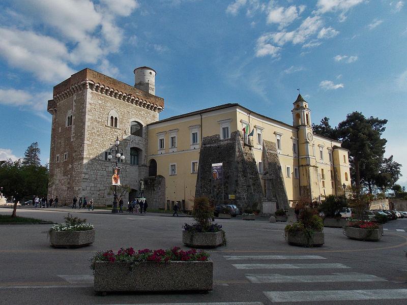 Piazza Castello, Benevento