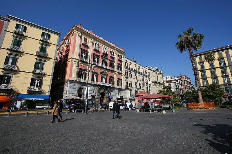 Piazza Dante, Livorno