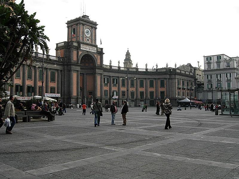Piazza Nazionale, Naples