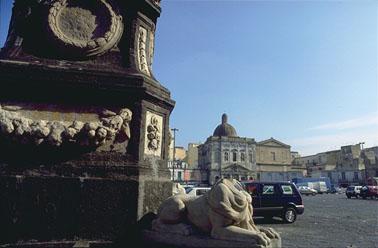 Piazza del Mercato, Naples